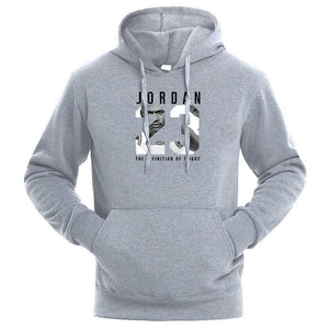 Sportswear Fashion brand Print Mens hoodies