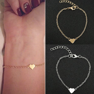 Hot Sale Charming Heart Bracelets & Bangles