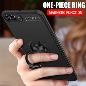 Magnetic Ring Stand Cover For Huawei Nova Phone