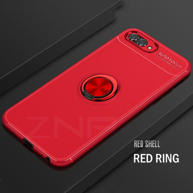 Magnetic Ring Stand Cover For Huawei Nova Phone - Narvay.com