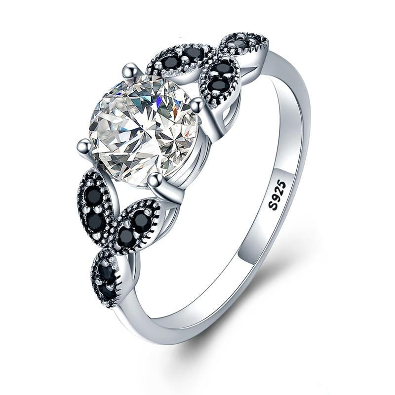 Sterling Silver Wedding Rings for Women