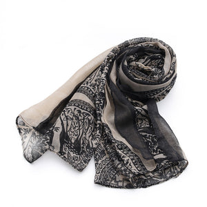 Women Scarf Bali Yarn Soft Shawl