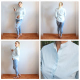 Long Sleeve Womens Office Wear