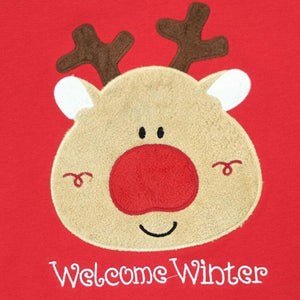 Family Clothing Christmas Deer Kid