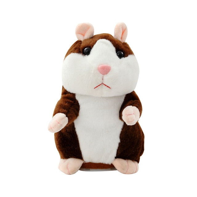 Talking Hamster Mouse Pet