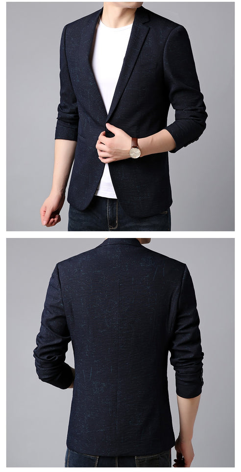 Blazer Jacket Men's