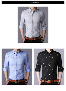 Floral Print Button Casual shirt