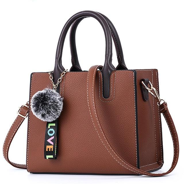 Female Bags Casual Tote Handbag