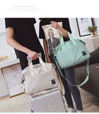 Hand Luggage for Men & Women Travel Duffle Bags