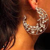 Luxury Big Hoop earrings