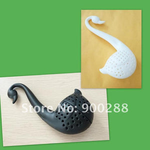 Strainer Swan filter spoon sifter
