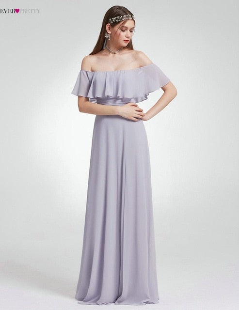 Chiffon Prom Party Dresses