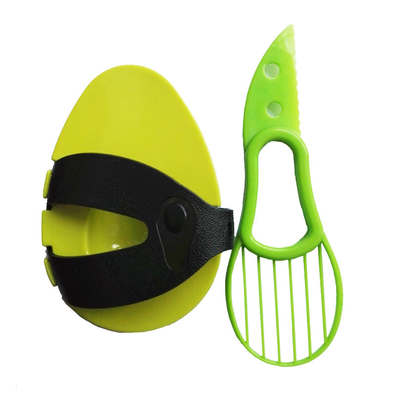 2pcs Avocado Saver & Slicer Set