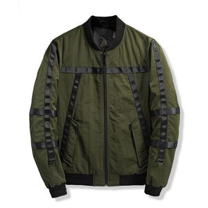 Pilot Military Bomber Men Jacket