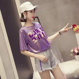 women's fashion casual  t shirt