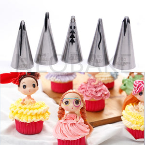 5pcs Nozzle Set