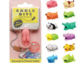 Cable Animal Bites (pack of 3)