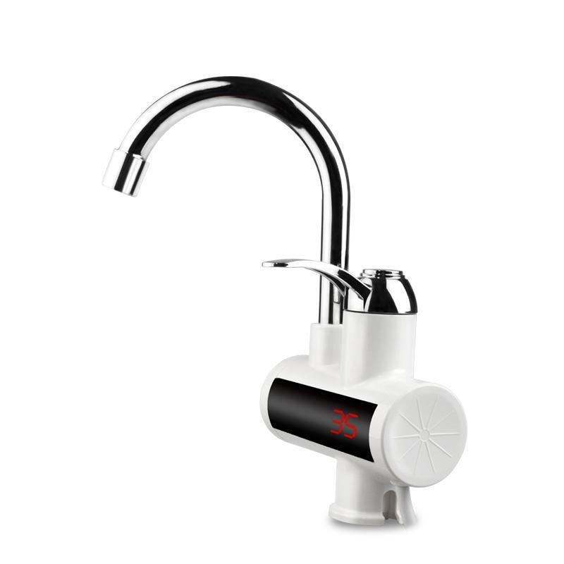 Electric Water Heater Faucet Led