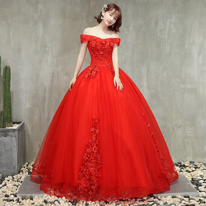 Hot Sell Red Quinceanera Dresses