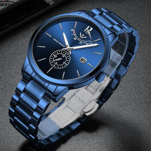 Watches Men Fashion Watch Luxury Brand Waterproof