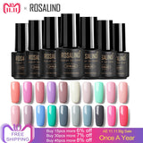 Gel Nail Polish Pure Color