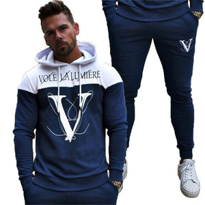 sporting slim fit sets mens Jogger Gyms