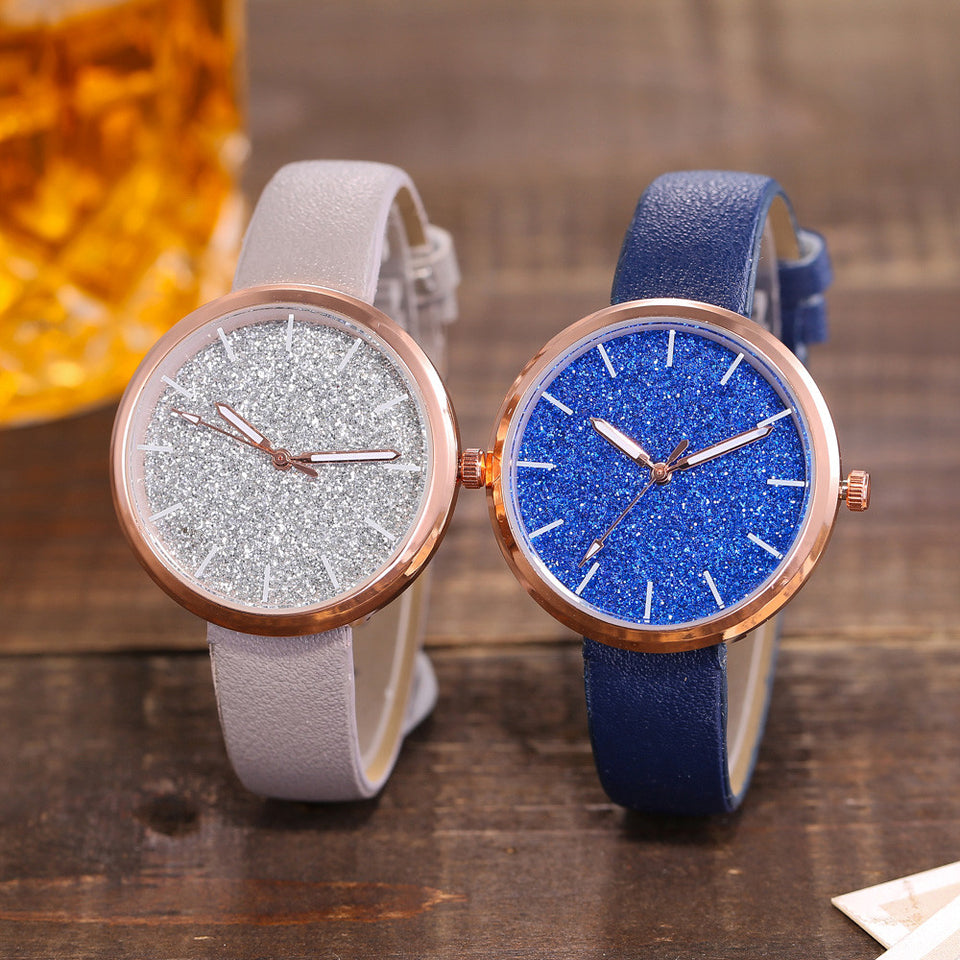 Casual Quartz Analog Watches gift