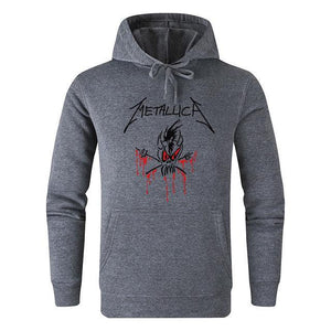 Winter Men's Bank Rock Hoodies