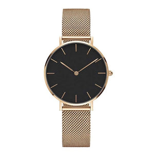 Watch Luxury Simple Style Designed