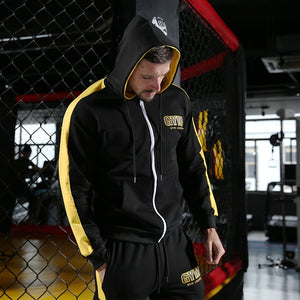 winter set Men Tracksuits Hoodies