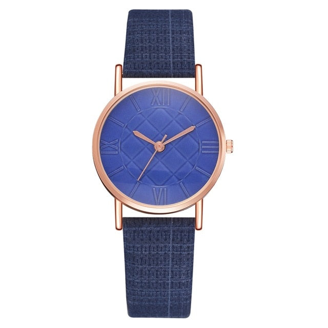 Casual Ladies Wristwatch