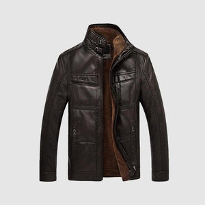 Outerwear Male Biker Motorcycle