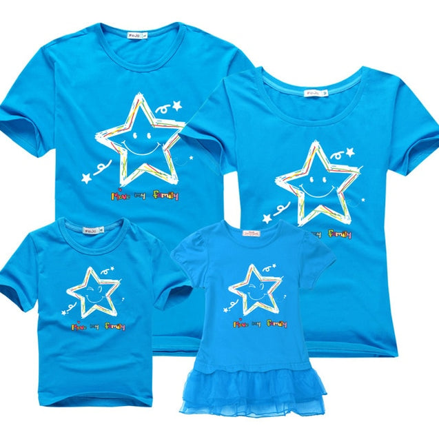 Family Matching Clothes T-Shirts Christmas - Narvay.com