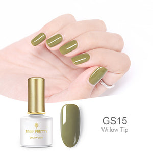 Green Pure Color Gel Polish