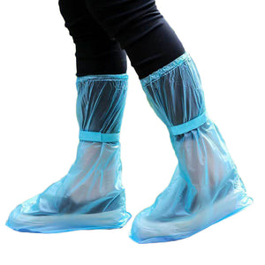 Travel Slip Rain Shoe Covers