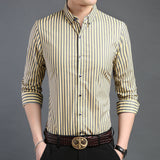 Designer Shirt Man Striped Shirts
