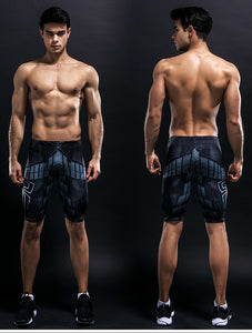 Board Shorts Mens Summer Bodybuilding