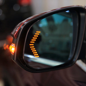 LED Arrow Panel For Car Rear View Mirror - Narvay.com