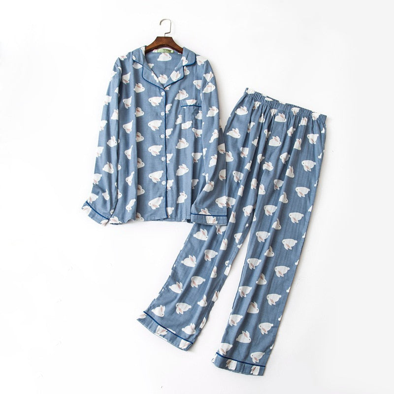 cotton pajama sets
