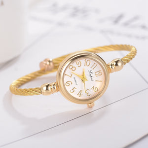 Gold Bangle Bracelet Watches