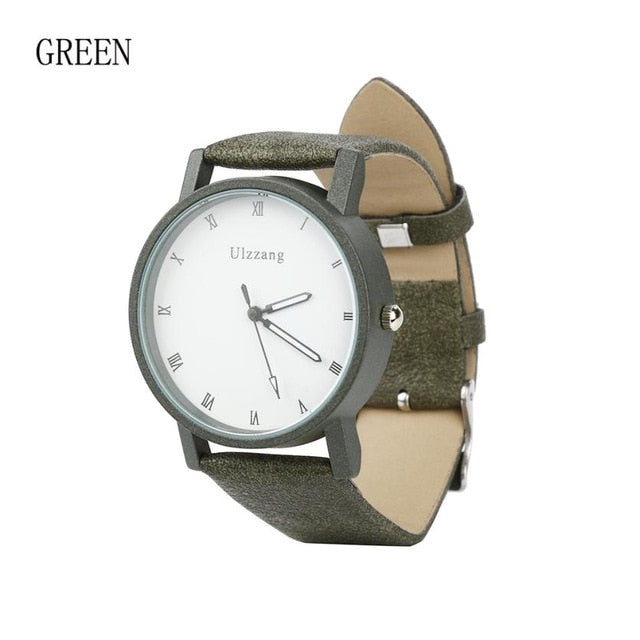 Retro Leisure time Women's Watch