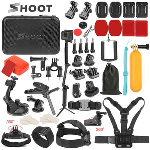 Action Camera Accessory Kit - Narvay.com