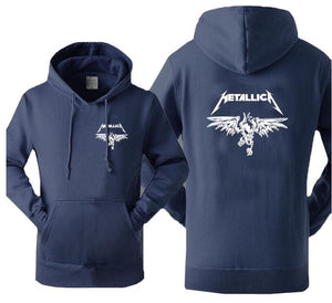 Rock And Roll Men's Hoodies