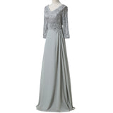 Chiffon Lace Mother of the Bride Dresses