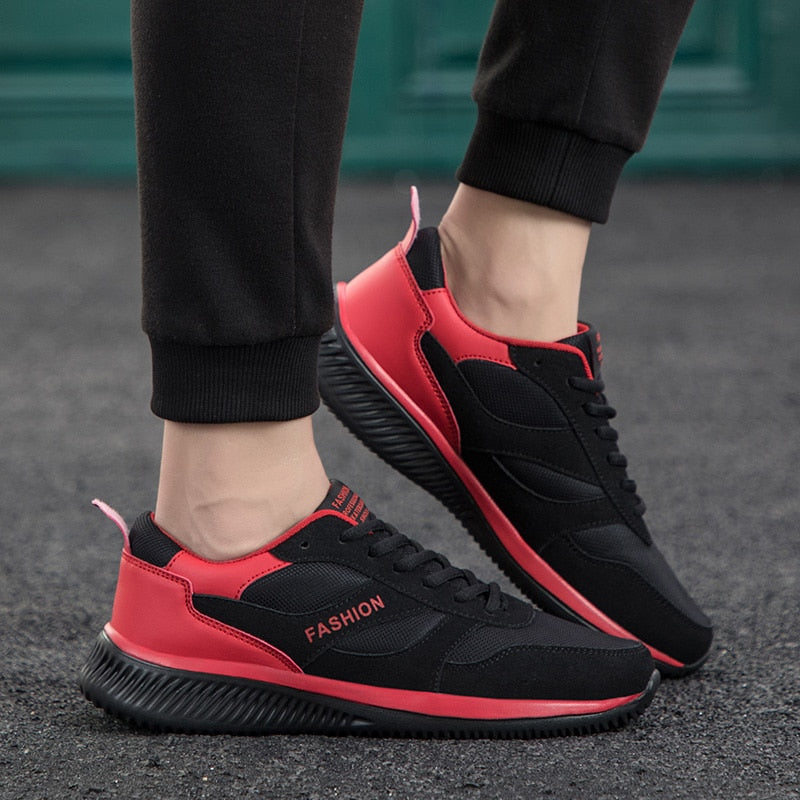 Men Casual Shoes Air Mesh Breathable Sneakers - Narvay.com