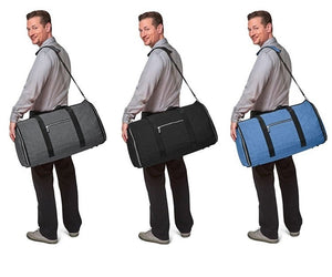Buy 2 in 1 Garment Duffle Bag Online