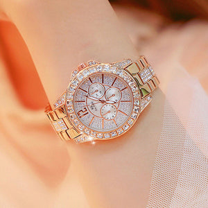 Ladies Stainless Steel Watch Casual