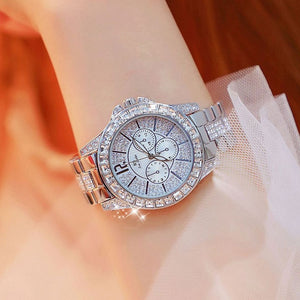 Ladies Stainless Steel Watch Casual - Narvay.com