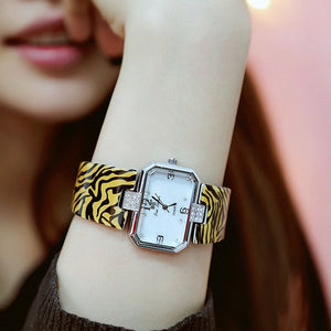 Women Ladies Resin Band nobler
