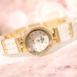 Nature Pearl Watch Women